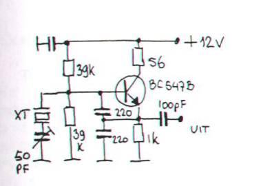 Collpits oscillator