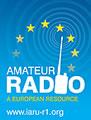 Amateur radio tentoonstelling in Europese parlement