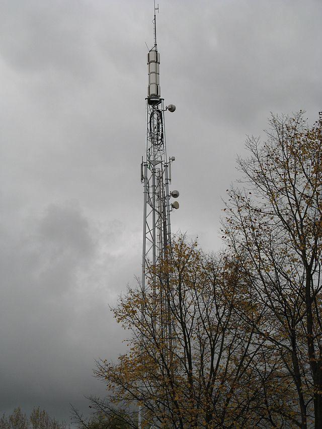 Update KPN mast wijk Meerzicht