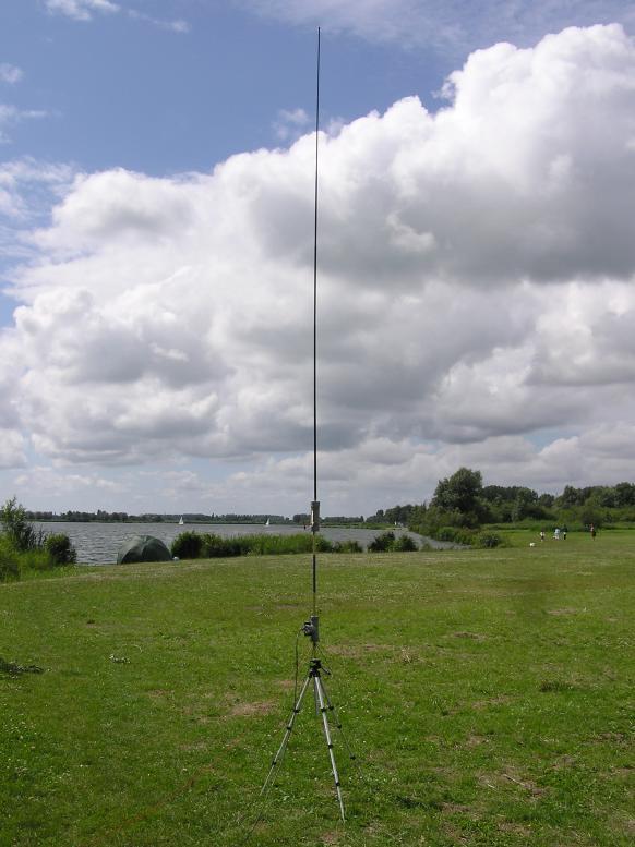 Vertikale antenne