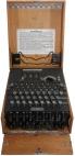 Enigma bericht gedecodeerd in Bletchley Park