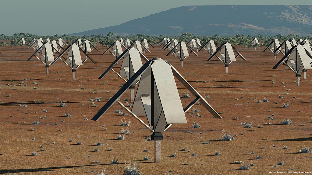 Radioverbod vanwege telescoop
