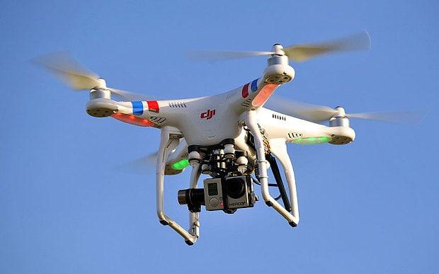 Onderzoek naar frequentiegebruik bij drones