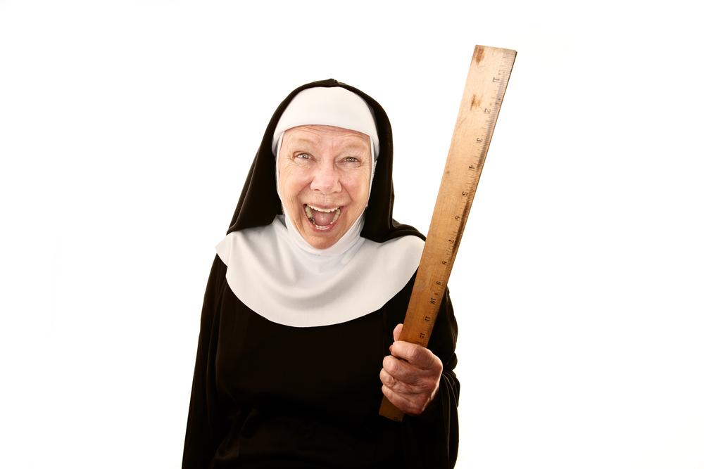 Crazy Nun