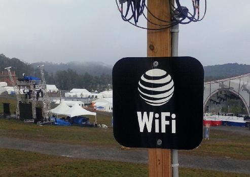 Discussie over gebruik van ongelicenseerd 'wifi'-spectrum voor LTE
