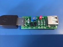 USB batterij-wakker-houder