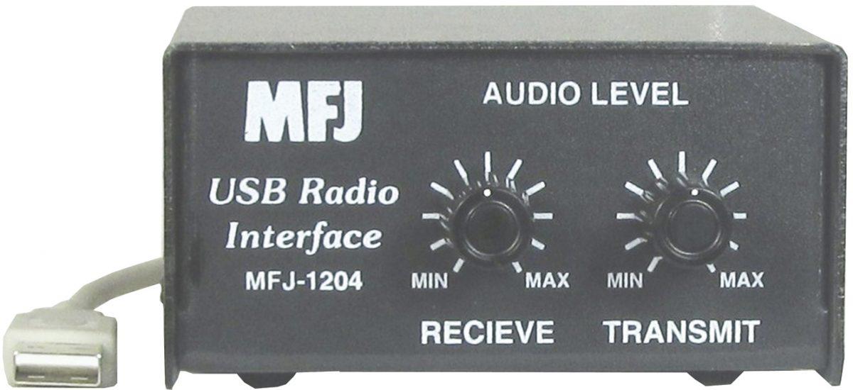USB interface voor digitale modes