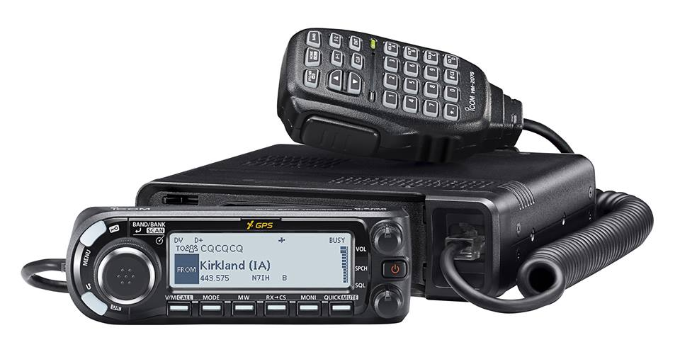 ICOM ID-4100E nu verkrijgbaar in Engeland