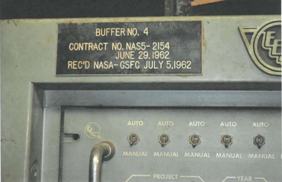 Opkoper vindt oude NASA computers