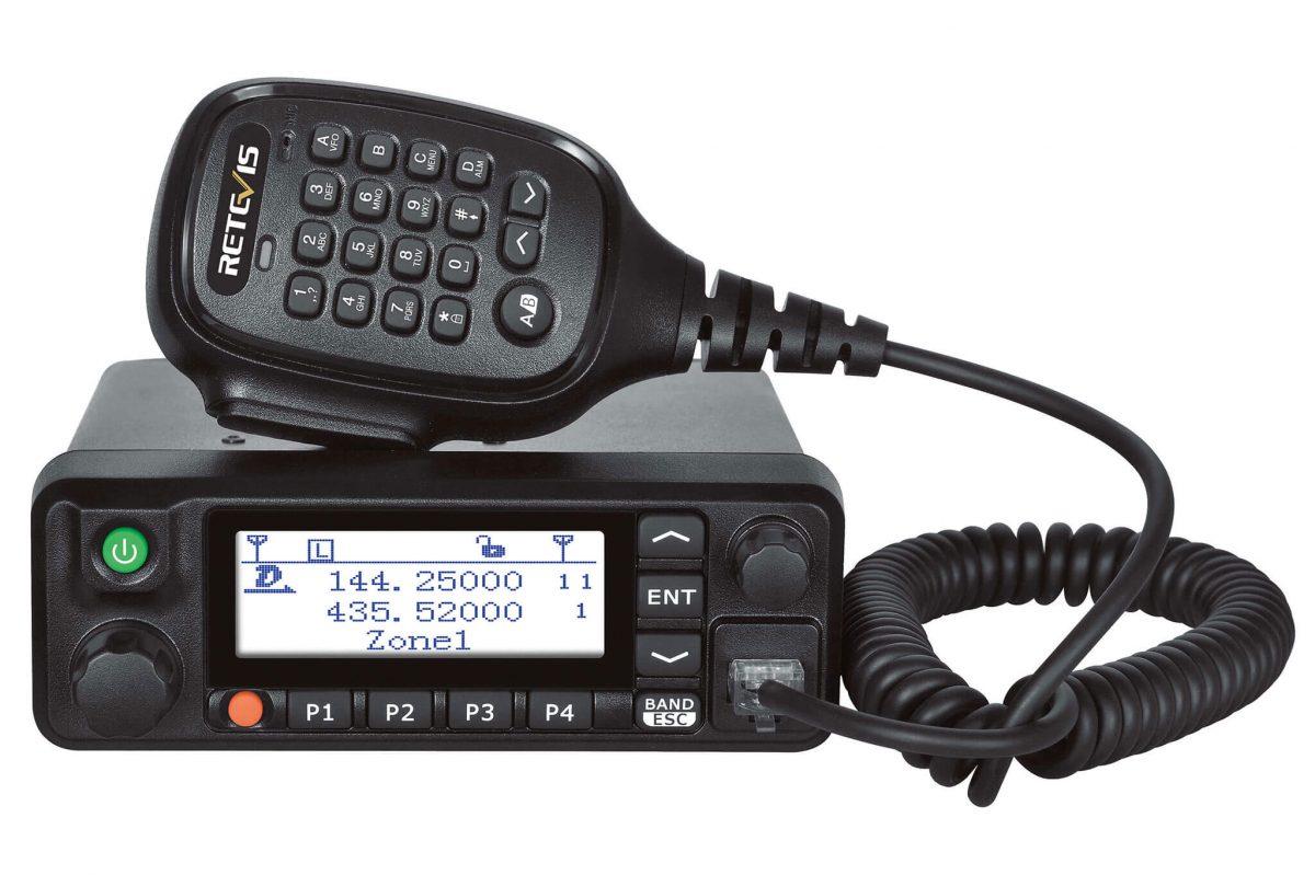 Retevis RT90 transceiver binnenkort verkrijgbaar