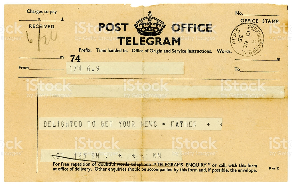 België stopt met telegram