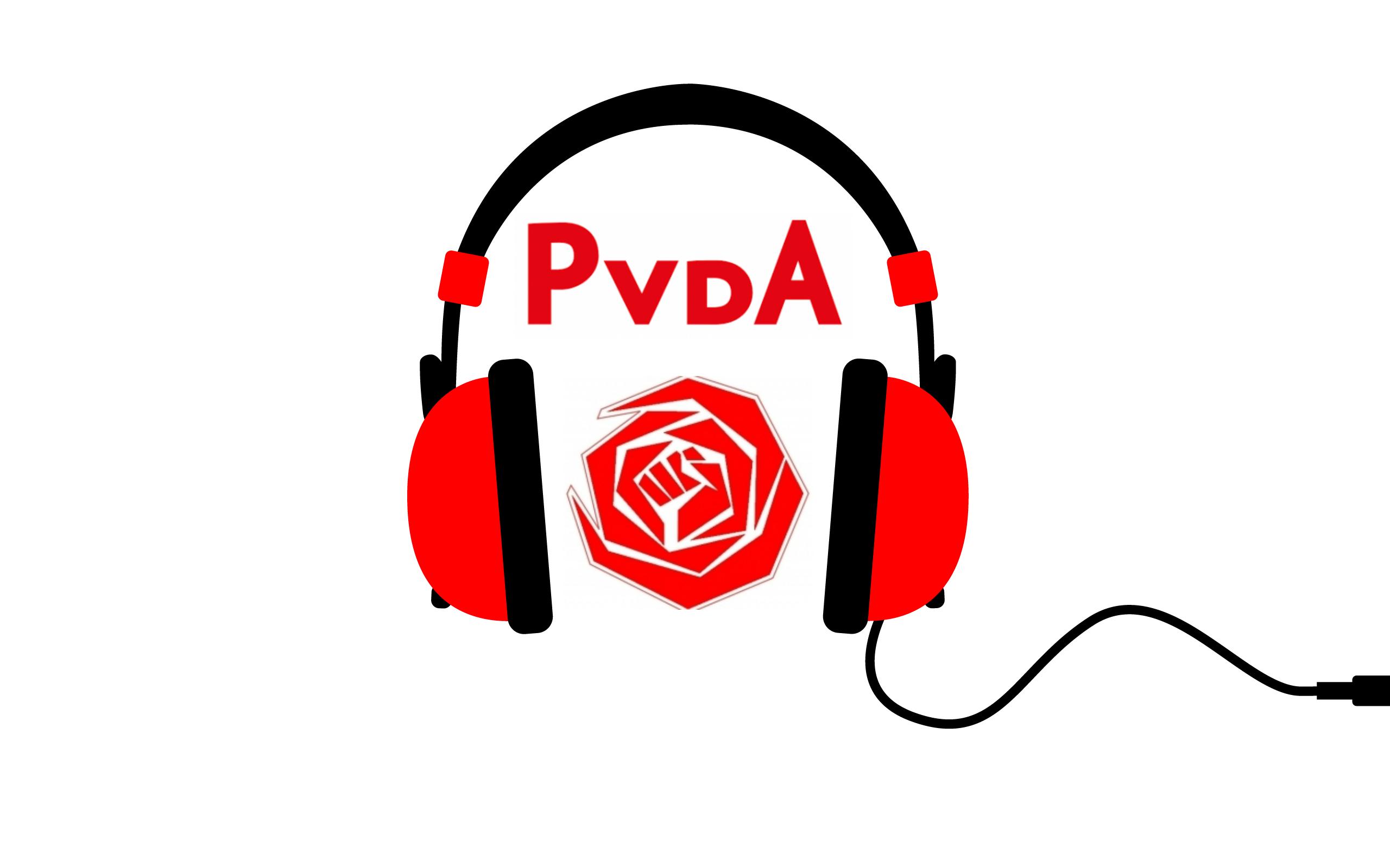 rode-koptelefoon-PVDA