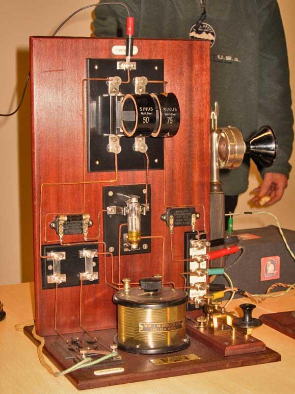 Amateur radiosignalen steken de oceaan over