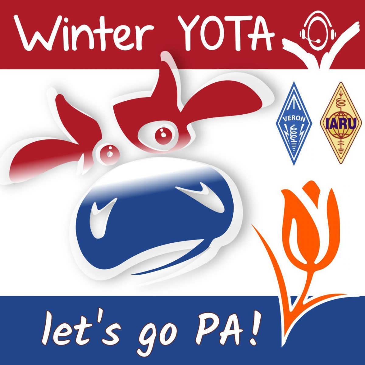 YOTA winterkamp in Nederland
