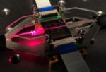 Radio met laser